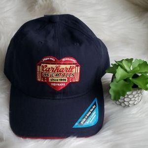 Carhartt Overalls Dark Navy Heart Limited Cap Hat